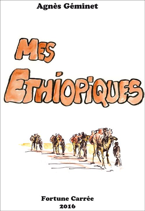 Couv Mes Ethiopiques @ Agnès Géminet